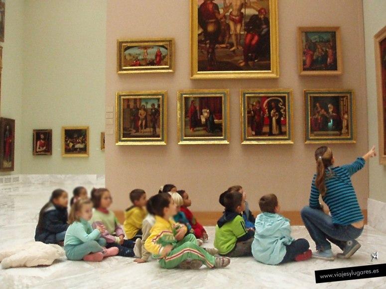 Resultado de imagen para niños en el museo