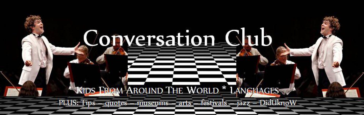 Conversation Club Kids
