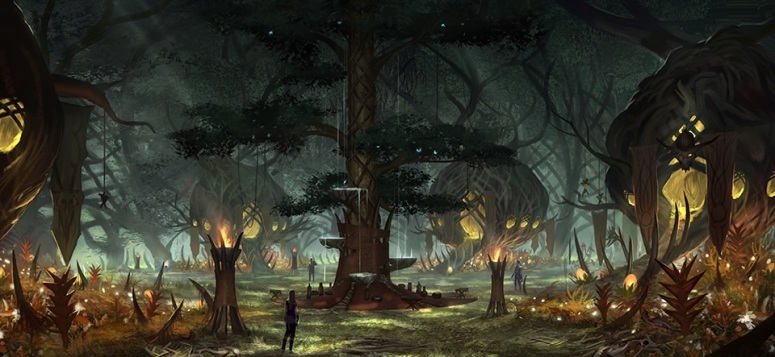 hutyellowtrees1d