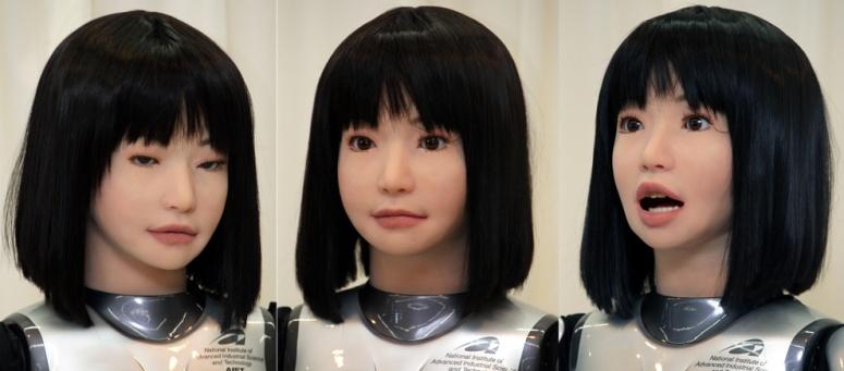 JAPANESE ROBOT TEACHER 1